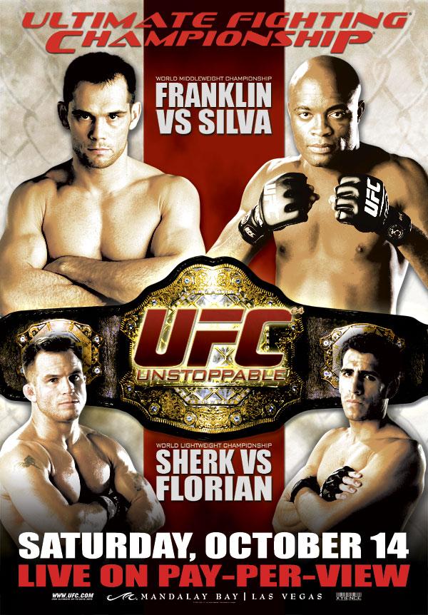 Sean Sherk vs Kenny Florian